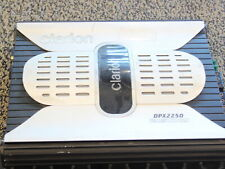 CLARION Car Amp model:  DPX2250
