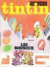 Comic strips et périodiques franco-belge et européennes journal tintin