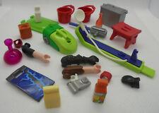 Playmobil diverses klein zubehör   Ersatzteil Sammlung Auflösung  5.69