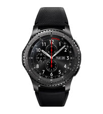 Genuine Original Samsung Gear S3 Frontier Smartwatch - Black (Australian Stock)