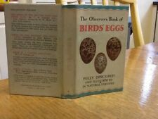 Observers Book Of Birds Eggs 1962