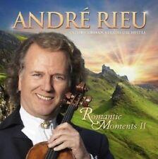 Andre Rieu - Romantic Moments II (NEW CD + DVD)