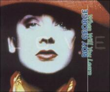 Boy George : When Will You Learn CD