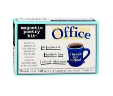 Magnetic Poetry Kit - Office