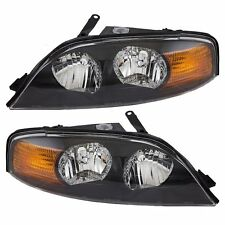 NEWMAR DUTCH STAR 2004 2005 HEADLIGHTS HEAD LIGHT LAMP RV MOTORHOME - SET