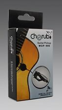 Cherub Clip-On Pickup WCP-60G, Pastilla para Guitarra