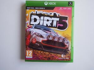 Dirt 5 on Xbox One in MINT Condition