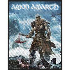AMON AMARTH - Aufnäher Patch Jomsviking 8x10cm