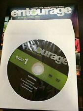 Entourage - Season 3 Part 1, Disc 1 REPLACEMENT DISC (not full season)