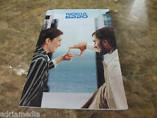 Original Nokia 6220 Instruction Manual Book German instructions Mobile Phone New