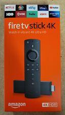 Amazon Fire TV Stick 4K reproductor de medios de transmisión totalmente Nuevo Sellado