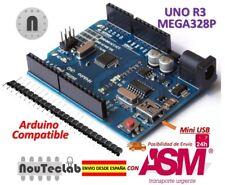 UNO R3 REV3 ATmega328 16U2 CH340 Mini USB 100% Compatible with Arduino