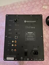 Monitor Audio Silver W12 Subwoofer Amplifier Unit - Faulty