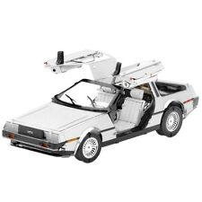 Fascinations Metal Earth DeLorean Motor DMC 3D Laser Cut Steel Puzzle Model Kit