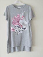 Bluezoo Girls Unicorn T-shirt, Age: 9-10 yrs