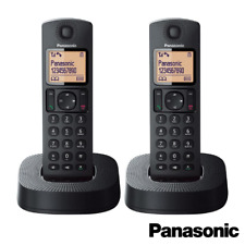 PANASONIC TGC312 DIGITAL CORDLESS TWIN PHONE WITH NUSIANCE CALL BLOCKER