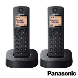 PANASONIC TGC312 DIGITAL CORDLESS TWIN PHONE WITH NUSIANCE CALL BLOCKER