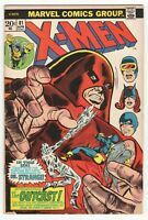 X-Men #81 (Marvel 1973) Reprints #33 - Dr. Strange & Juggernaut - Gil Kane Cover