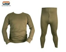 NEW Kombat Olive Green Thermal Long Sleeved Tops & Thermal Long Johns Underwear