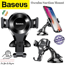 Baseus Osculm Universal Car Phone Holder Air Vent Mount For iPhone Samsung GPS