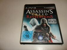 PlayStation 3 PS 3 Assassin's Creed: Revelations