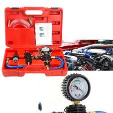 3pcs Vacuum Type Cooling System Radiator Refill Test Cap Adapter Tool Kit set Us