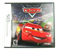 Cars Video Game (Nintendo DS, 2006) - Complete
