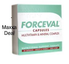Cápsulas De Complejo De Multivitaminas & Mineral forceval - 30 Cápsulas