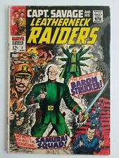 Captain Savage and his Leatherneck Raiders (1967) #2 - Fair