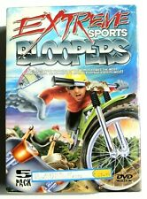 Extreme Sports Bloopers DVD 5-Disc Set Sports Gone Wrong 2001 Brand New