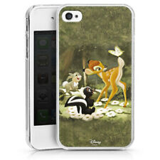 Apple iPhone 4s Handyhülle Hülle Case - Bambi & Friends