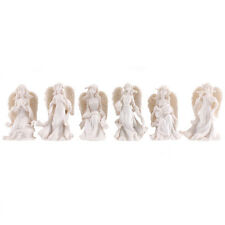 Angels Set of 6~Mythical Angel Figurine Collection~Easter Gift~Ornament