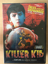 Teufik Jallab KILLER KID ~ 1993 French / Lebanese Terrorism Drama | US R1 DVD