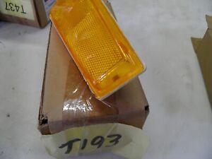914318 MARKER amber RH1980-81 Buick Century GM NOS part