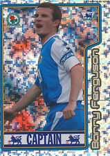 N°092 BARRY FERGUSON BLACKBURN ROVERS STICKER MERLIN PREMIER LEAGUE 2005