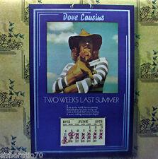 DAVE COUSINS Two Weeks Last Summer LP - The Strawbs / Prog  SirH70