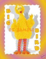 BIG BIRD Refrig Magnet - Free Ship on extras