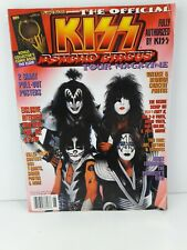The Official KISS Psycho Circus Tour Magazine 1999 RARE