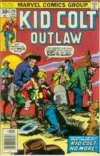 Kid Colt Outlaw # 214 (reprints) (USA,1977)