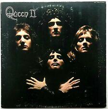 "QUEEN ""Queen II"" Vinyl LP - Rare 1974 Club Press Elektra EKS-75082 - VG++ / VG+"
