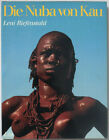 Leni Riefenstahl The Nuba of Kau, 1st ed. 1976 book, original German edition