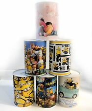 Officially Licensed Despicable Me/Minions Small Money Tin *NEW designs*