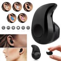 Mini Wireless Bluetooth 4.1 Stereo In~Ear Headset Earphone For Samsung iPhone X