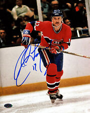 Rod Langway Autographed 8x10 Montreal Canadiens