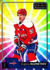 2016-17 O-Pee-Chee Platinum Rainbow Color Wheel #128 Evgeny Kuznetsov