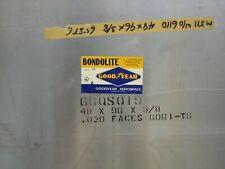 Bondolite Aluminium Balsa Structural Sheets