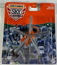 Matchbox 2021 Sky Busters - Explorer Helicopter 11/31