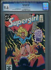 Supergirl #22 CGC 9.6 (1984) Only 2 Copies Higher @ 9.8