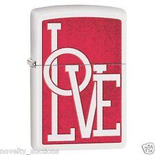 ZP9  ZIPPO 853835    LOVE   Windproof Lighter NEW
