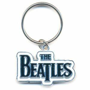 Beatles Drop T Logo Schlüsselanhänger Keychain Official Merchandise - NEU